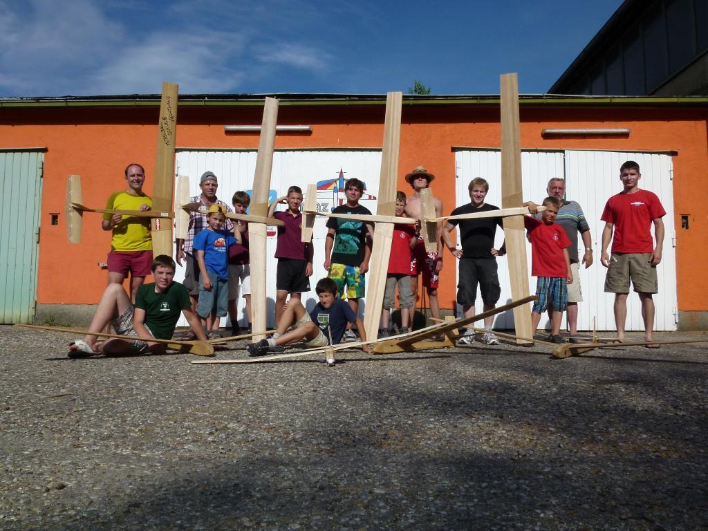 Die Spitzerberg-Gruppe 2012